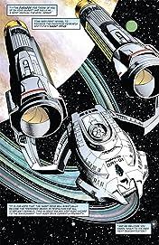 Star Trek: New Frontier #1