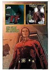 Star Trek: Khan - Ruling in Hell #1