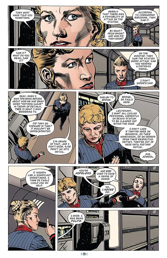 Star Trek: New Frontier #2