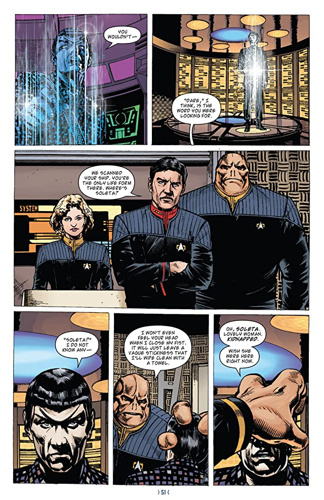 Star Trek: New Frontier #3