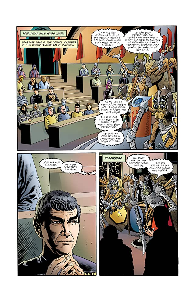 Star Trek: Mission's End #2
