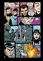 Star Trek: Romulans - The Hollow Crown #1