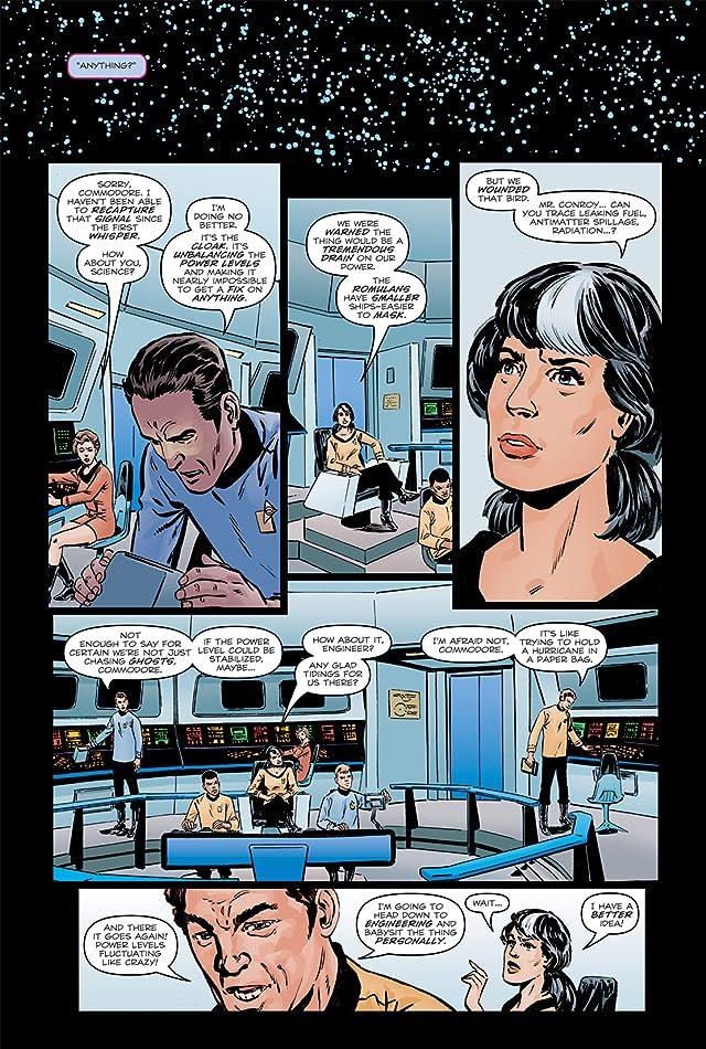 click for super-sized previews of Star Trek: Romulans - Schisms #1
