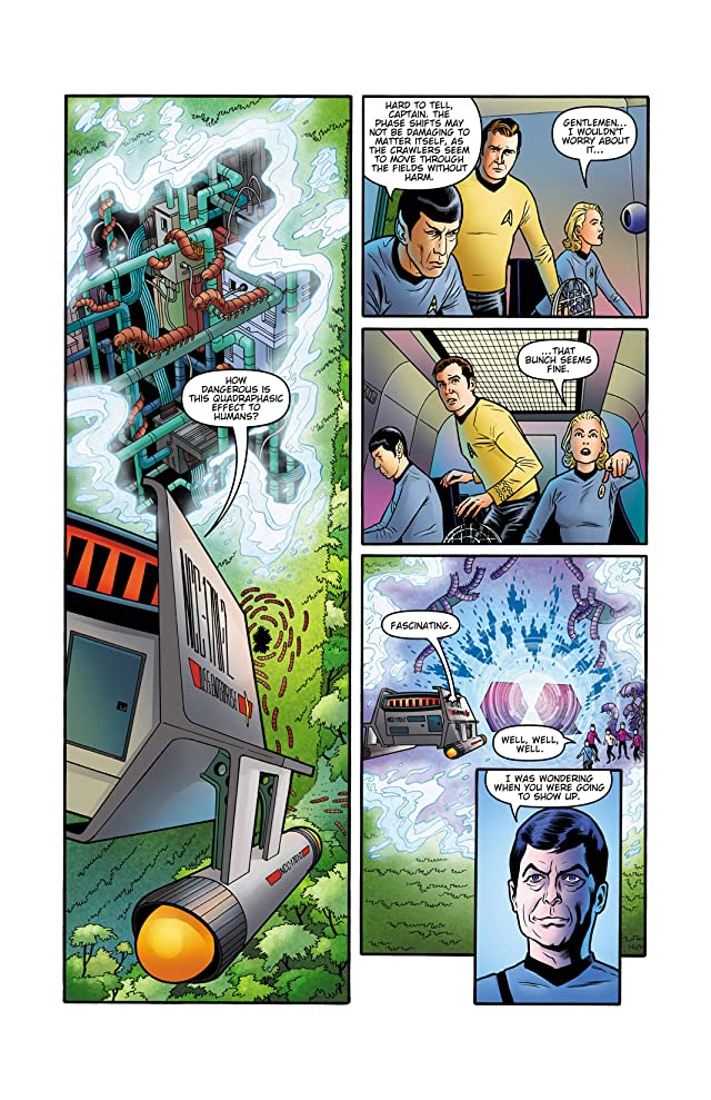 click for super-sized previews of Star Trek: Mission's End #5