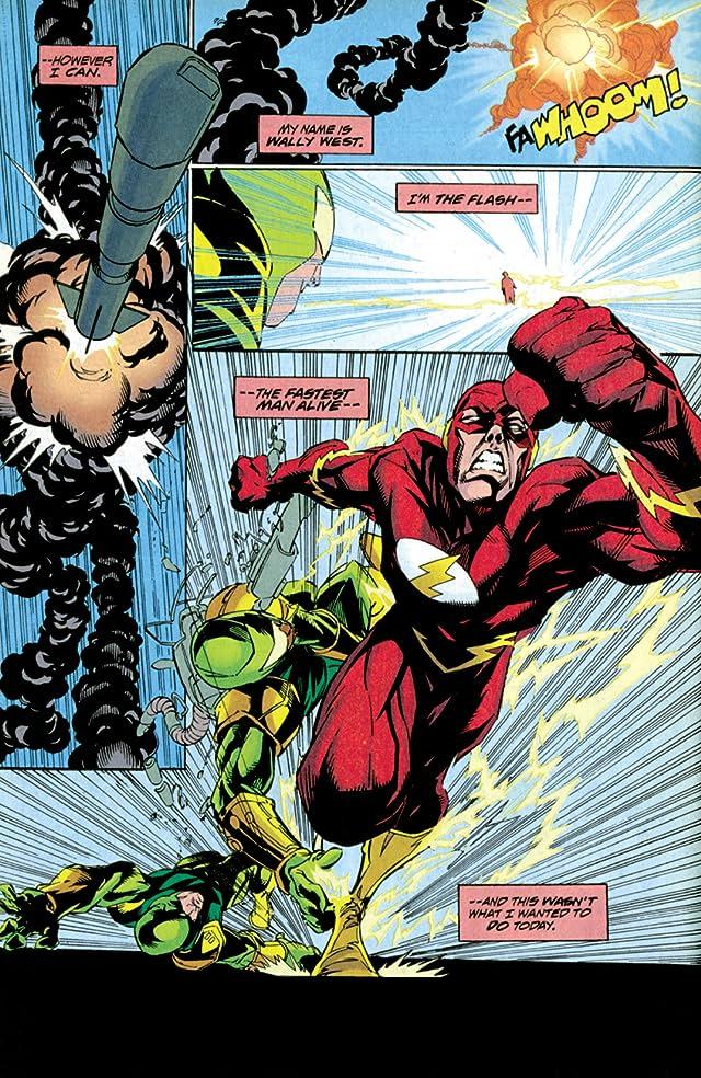 The Flash (1987-2009) #142