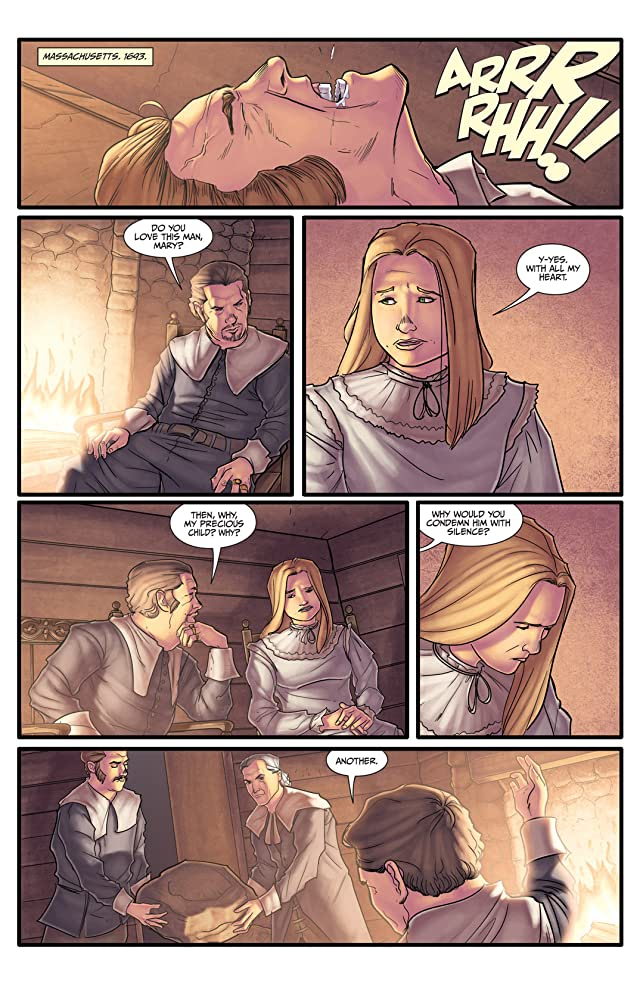 click for super-sized previews of Morning Glories #14