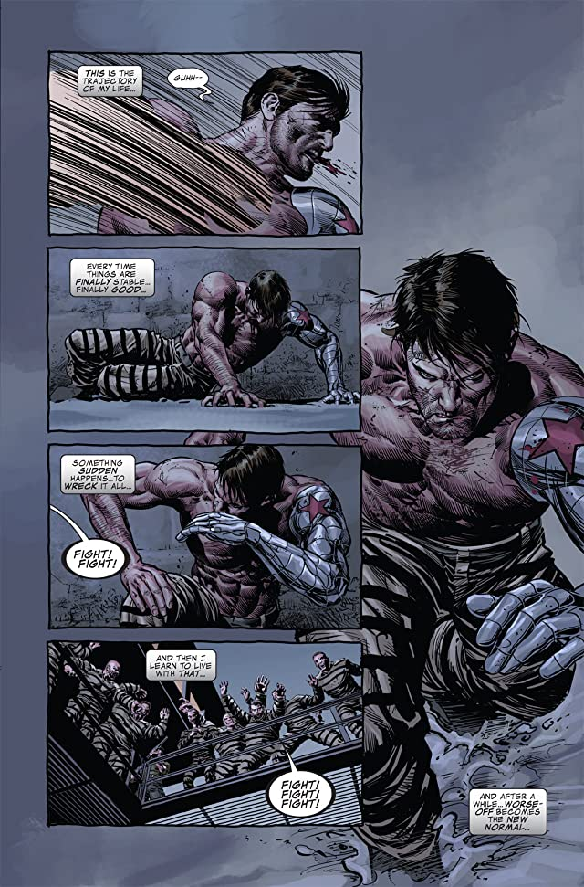 click for super-sized previews of Captain America (2004-2011) #616