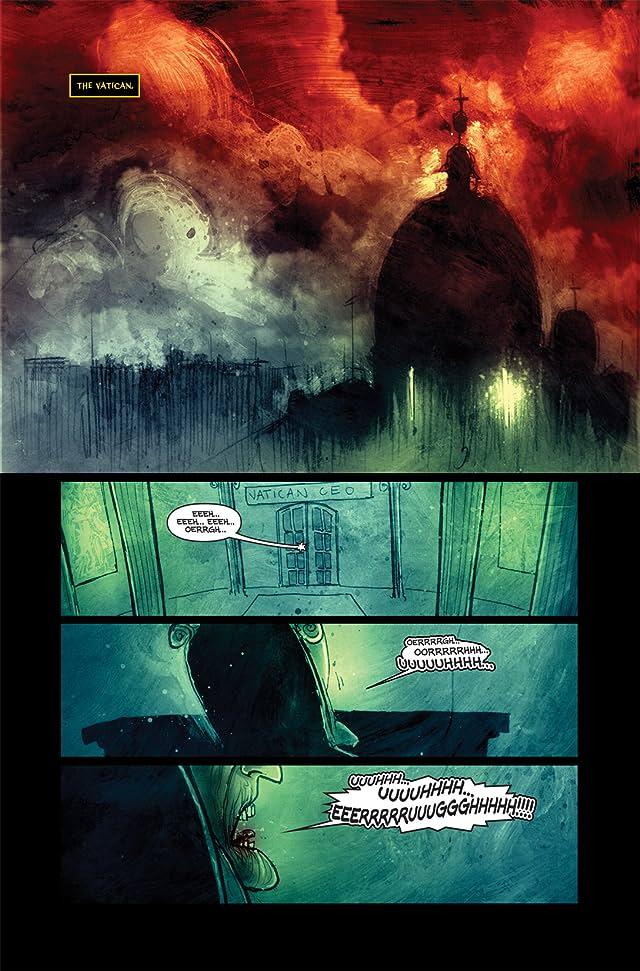 Wormwood: Gentleman Corpse #8