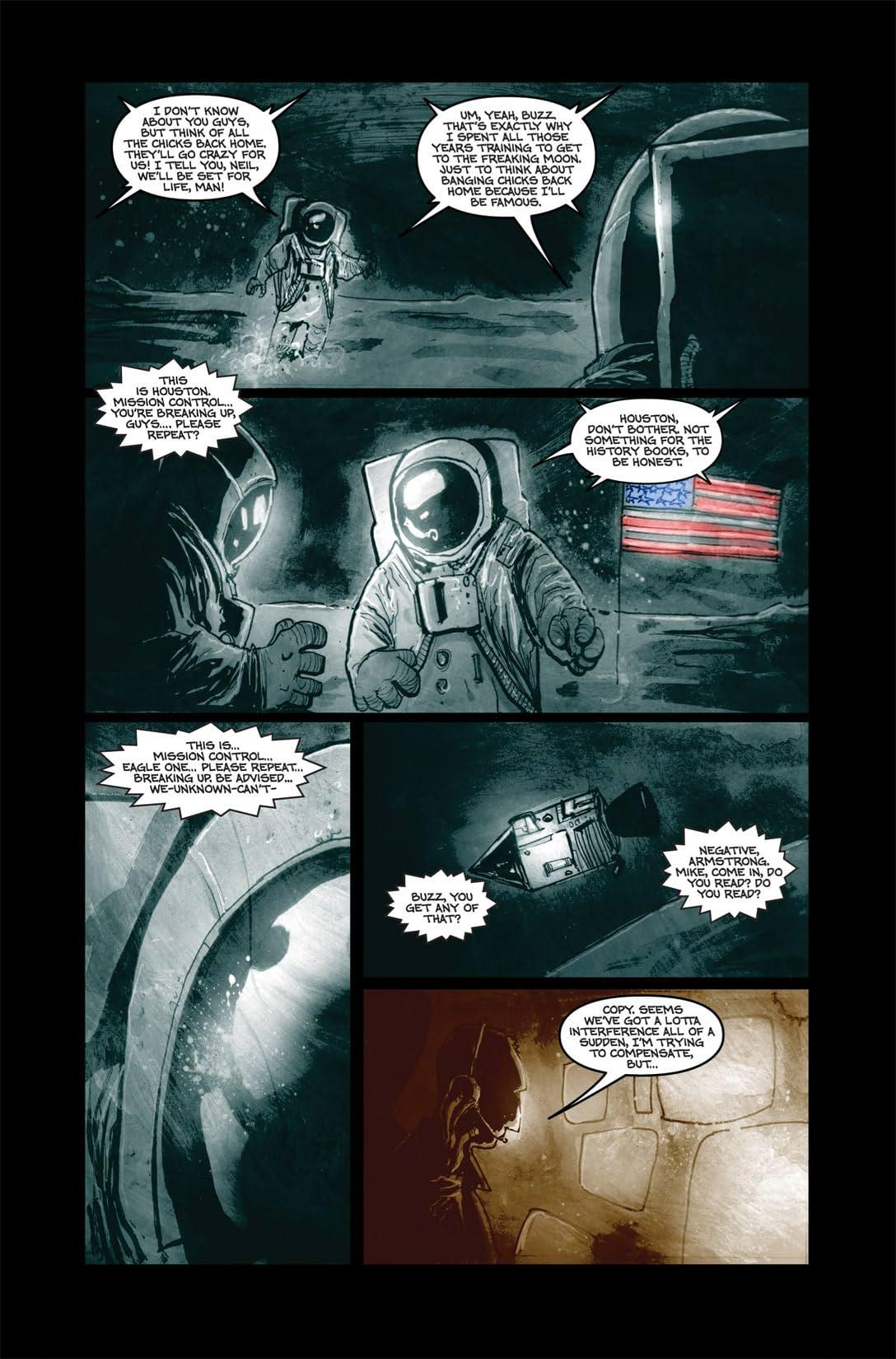 Wormwood: Gentleman Corpse #9
