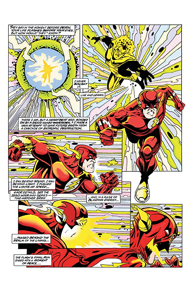 click for super-sized previews of The Flash (1987-2009) #0