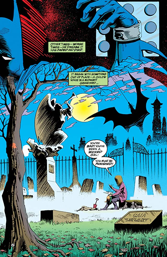 click for super-sized previews of Batman: Shadow of the Bat #2
