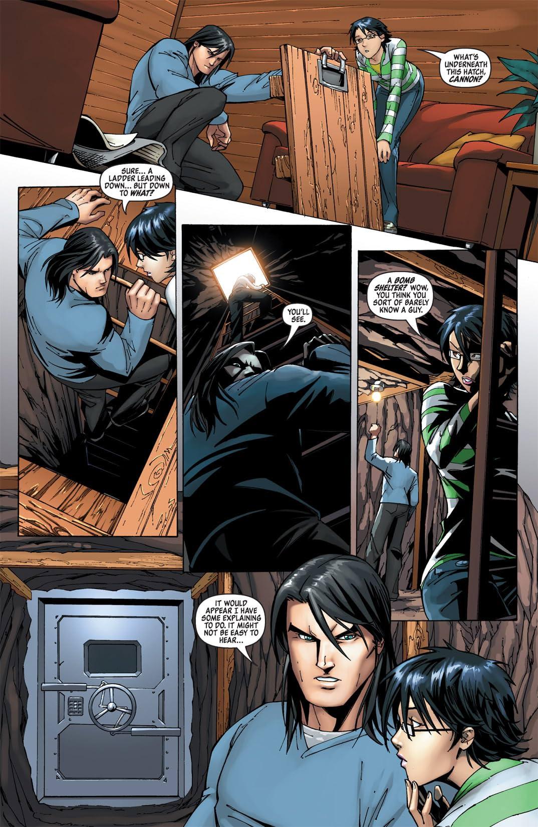Cannon Hawke #5