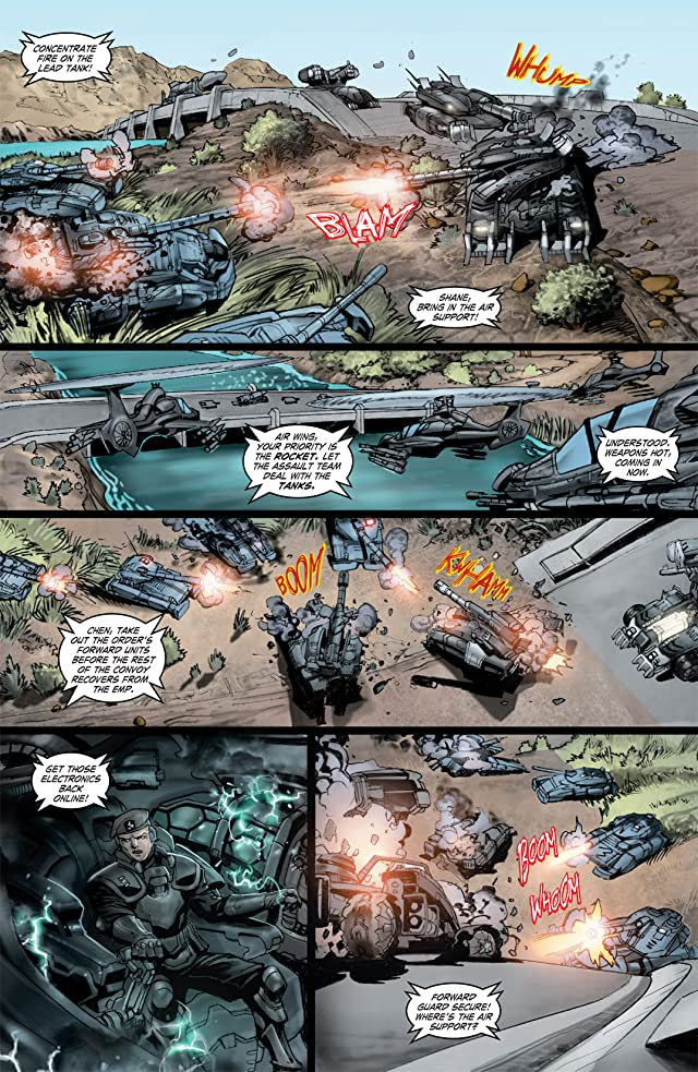click for super-sized previews of End of Nations #1