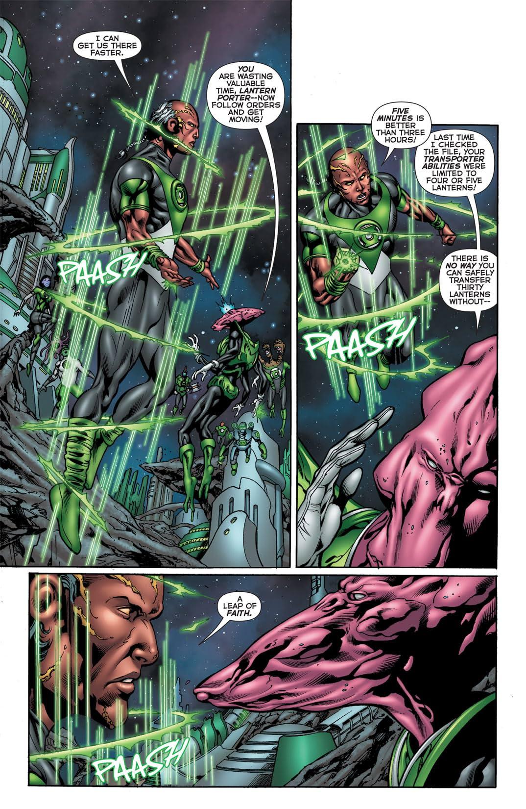 Green Lantern Corps (2011-2015) #3