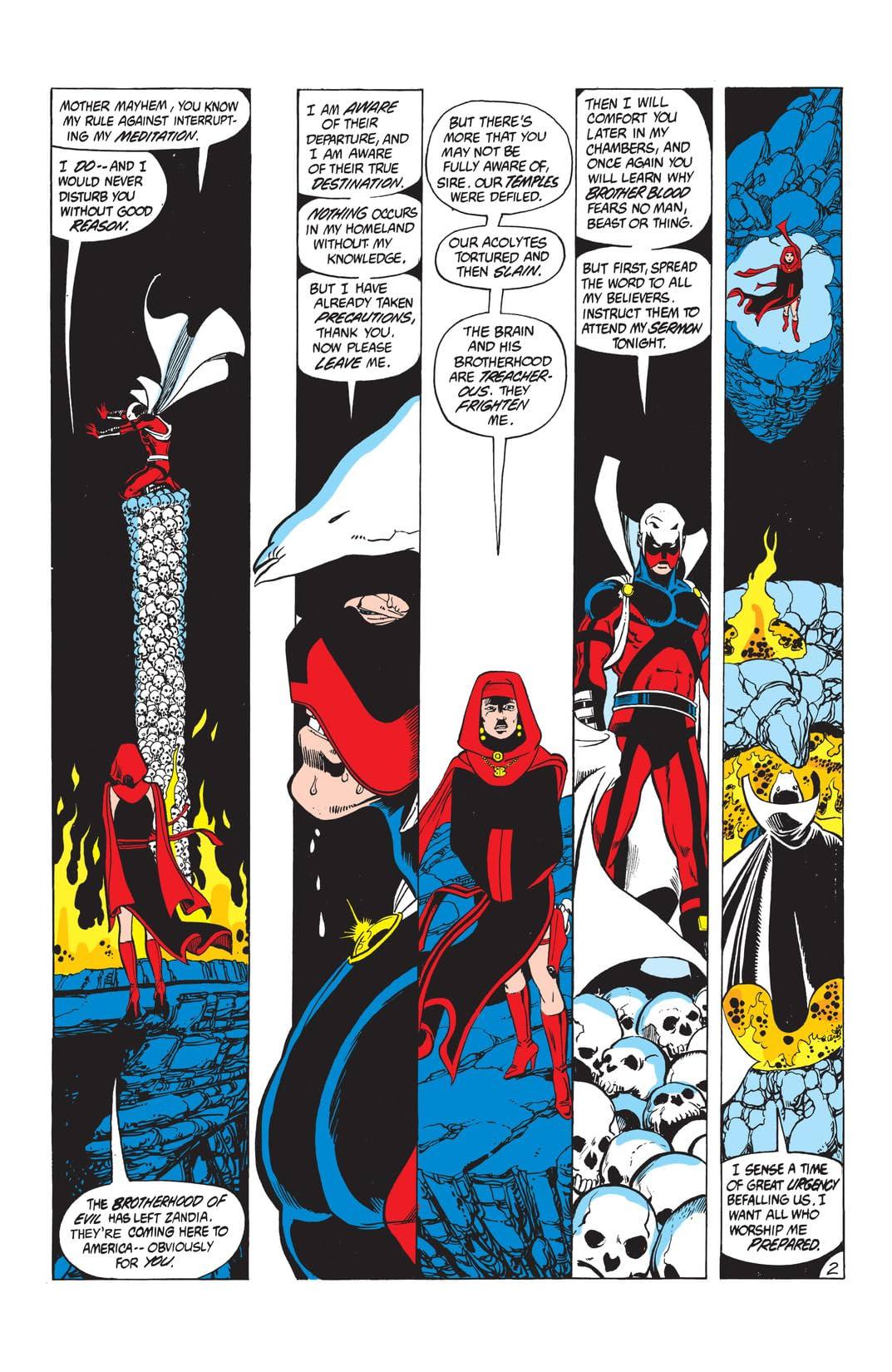 New Teen Titans (1980-1988) #29