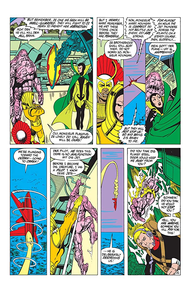 click for super-sized previews of New Teen Titans (1980-1988) #29