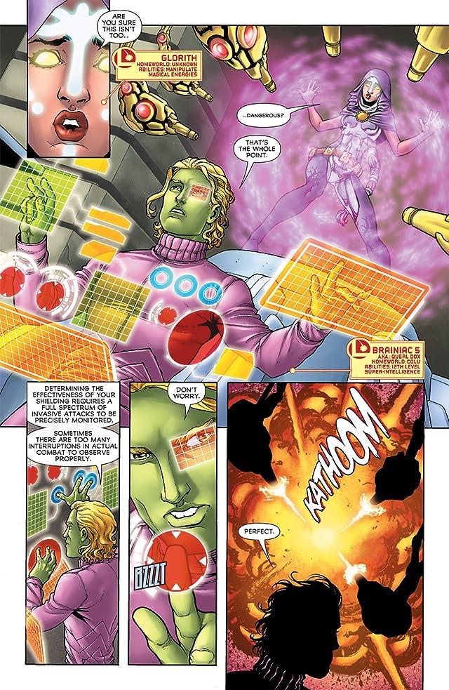 Legion of Super-Heroes (2011-2013) #3