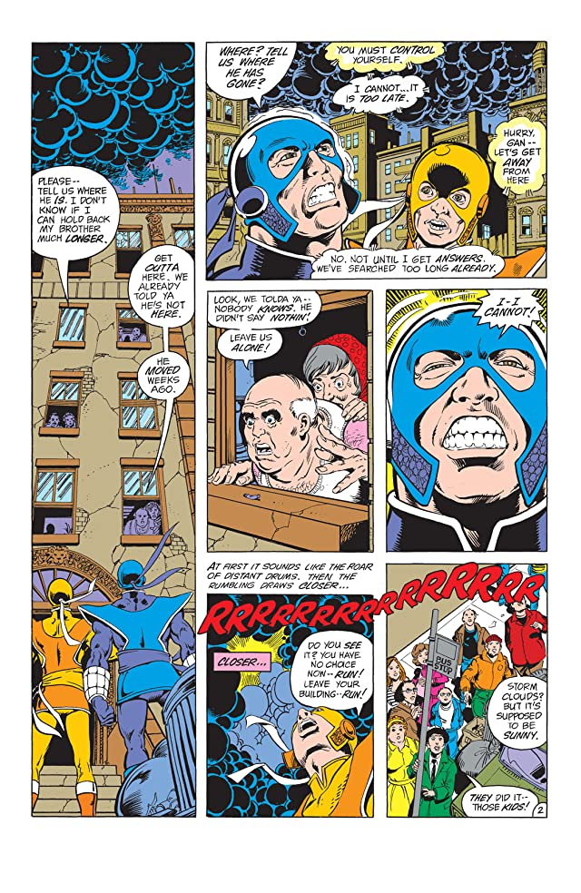 click for super-sized previews of New Teen Titans (1980-1988) #32