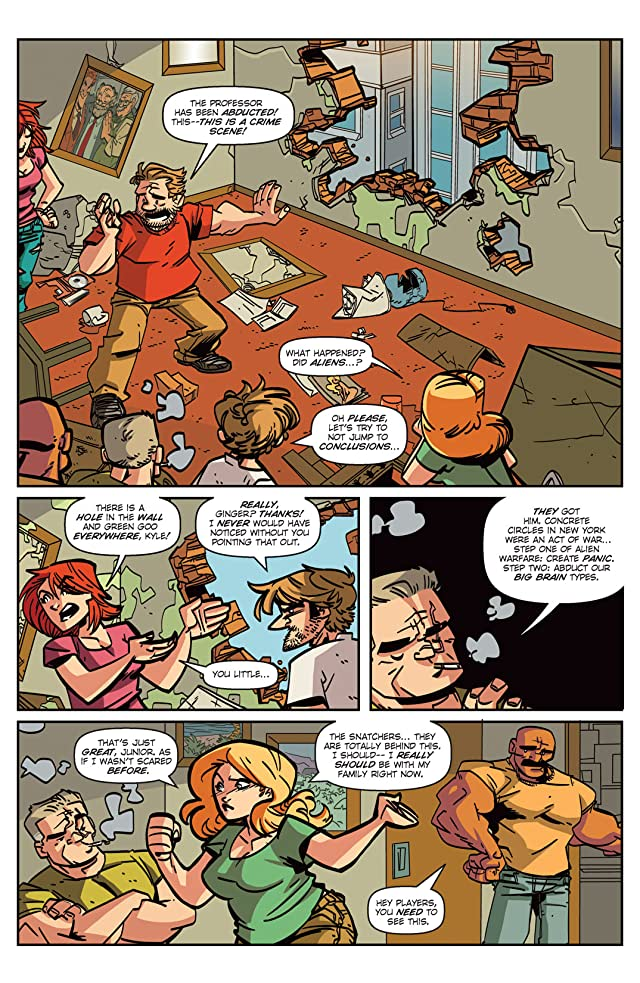 click for super-sized previews of Xenoholics #2