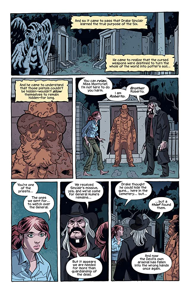 The Sixth Gun #11