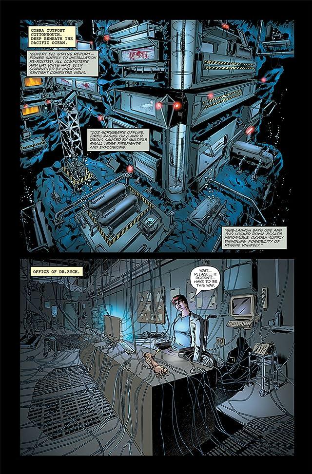 G.I. Joe: Infestation #2 (of 2)
