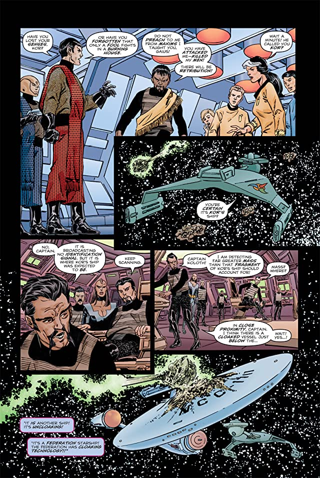 Star Trek: Romulans - Schisms #3