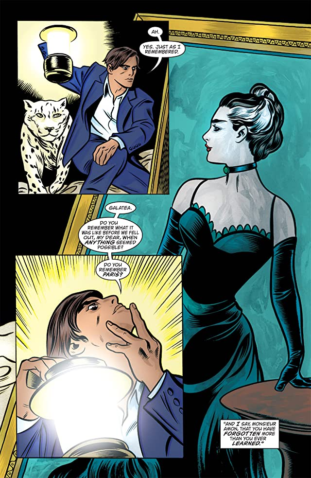 click for super-sized previews of iZombie #8