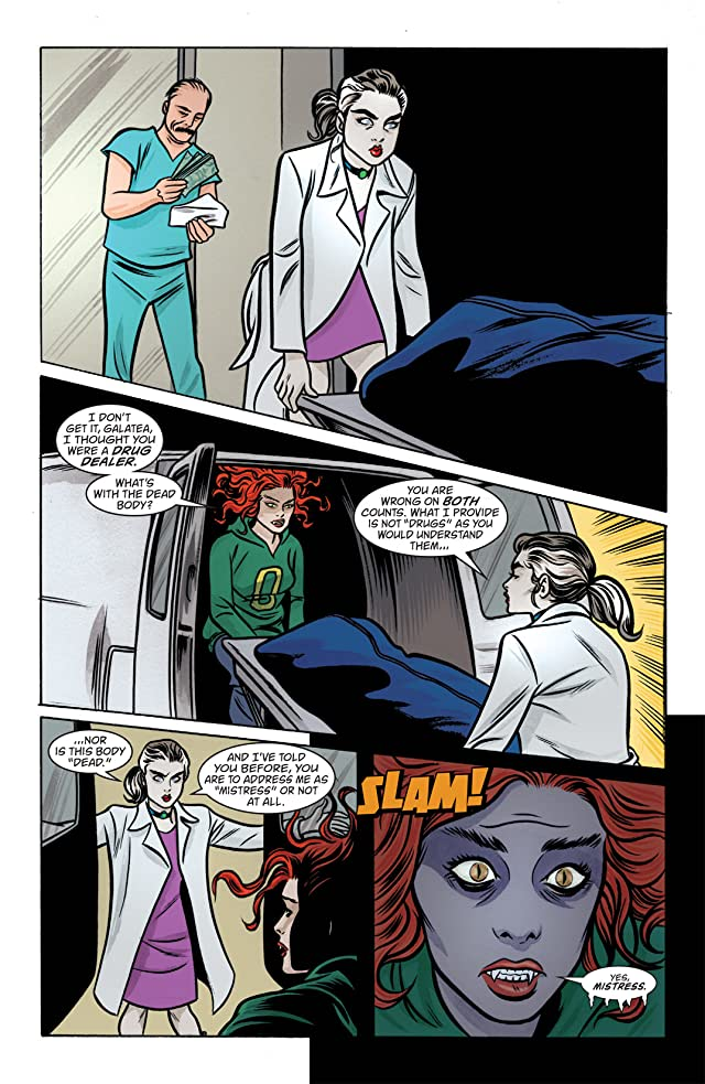 click for super-sized previews of iZombie #10