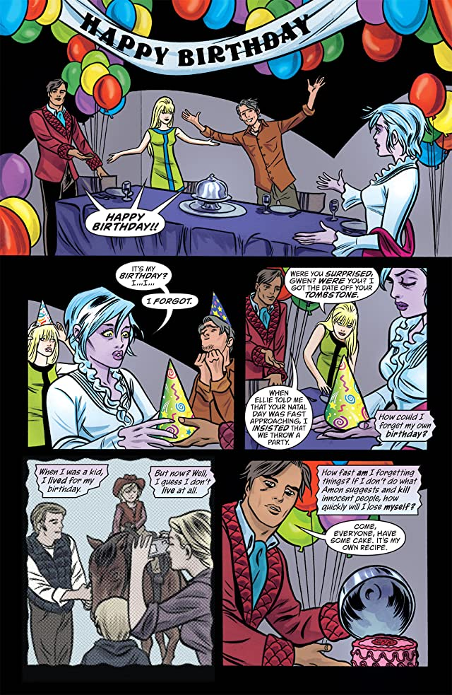 click for super-sized previews of iZombie #13