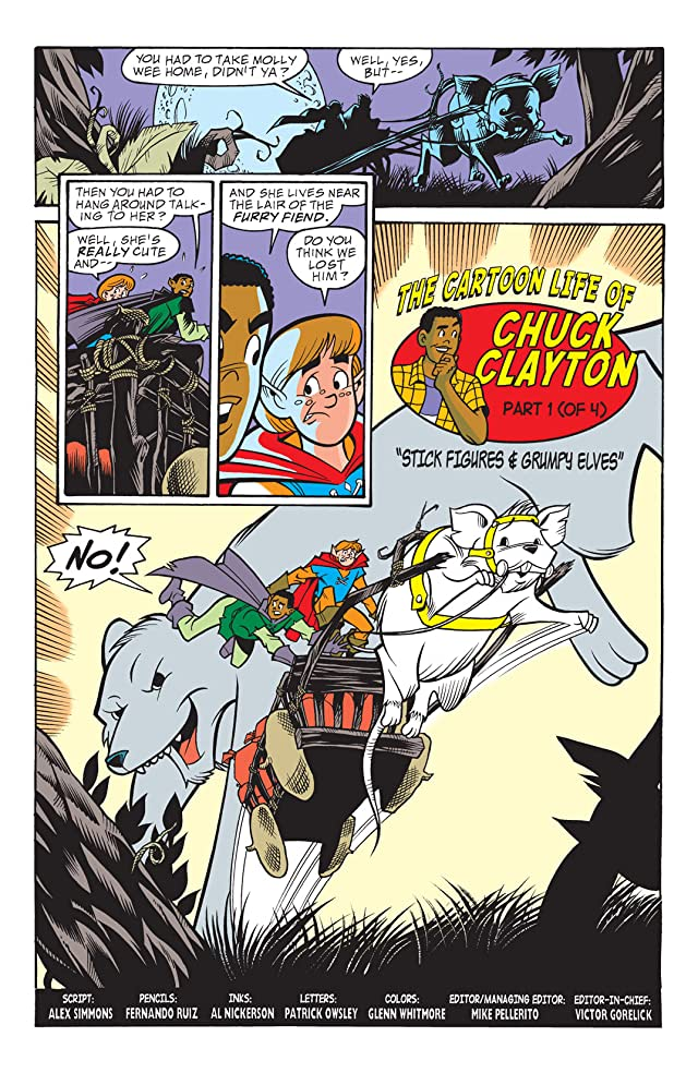 Archie & Friends #126