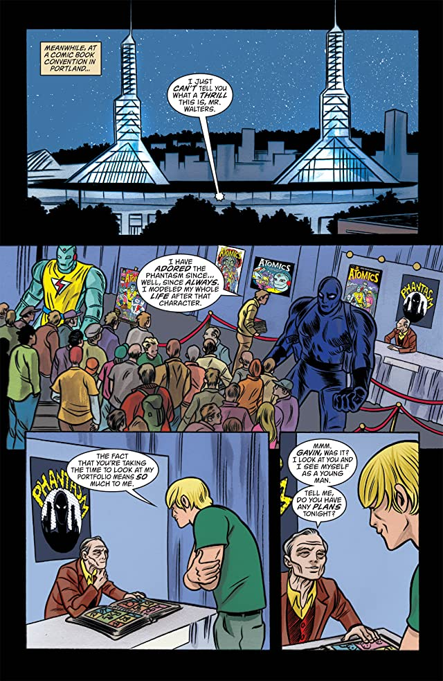 click for super-sized previews of iZombie #15