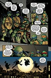 Teenage Mutant Ninja Turtles Vol. 9: Monsters, Misfits, and Madmen