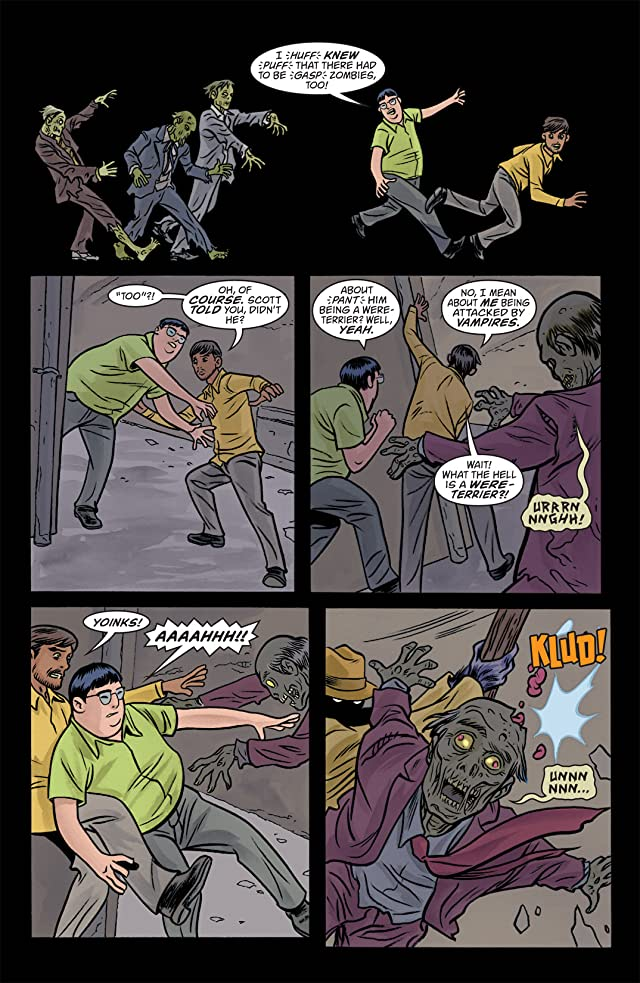 click for super-sized previews of iZombie #16