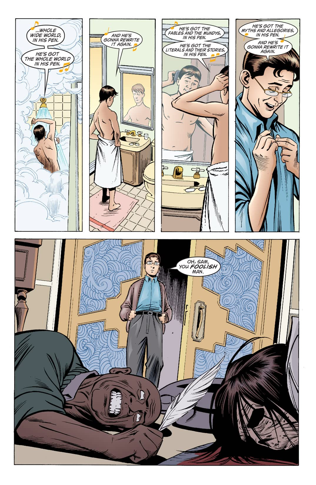 Jack of Fables #35