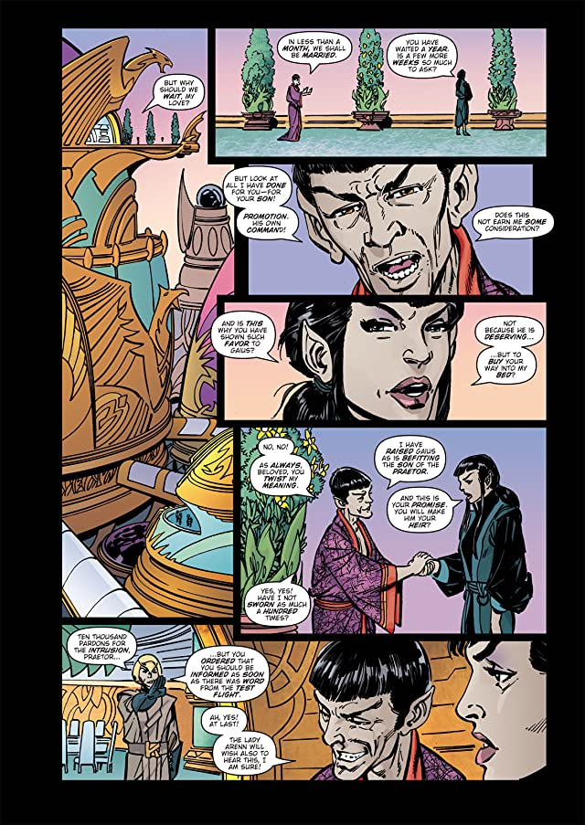 Star Trek: Romulans - The Hollow Crown #2