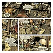 Mouse Guard: Legends of the Guard #3 (of 4)
