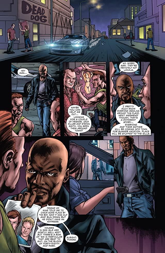click for super-sized previews of Stingers #2