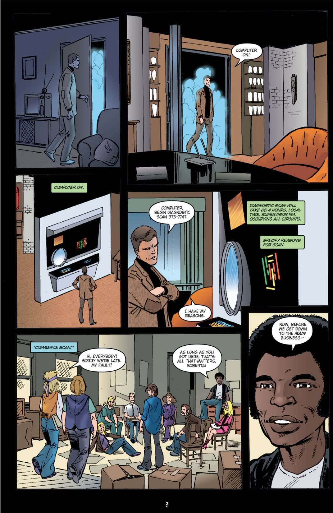 Star Trek: Assignment Earth #3