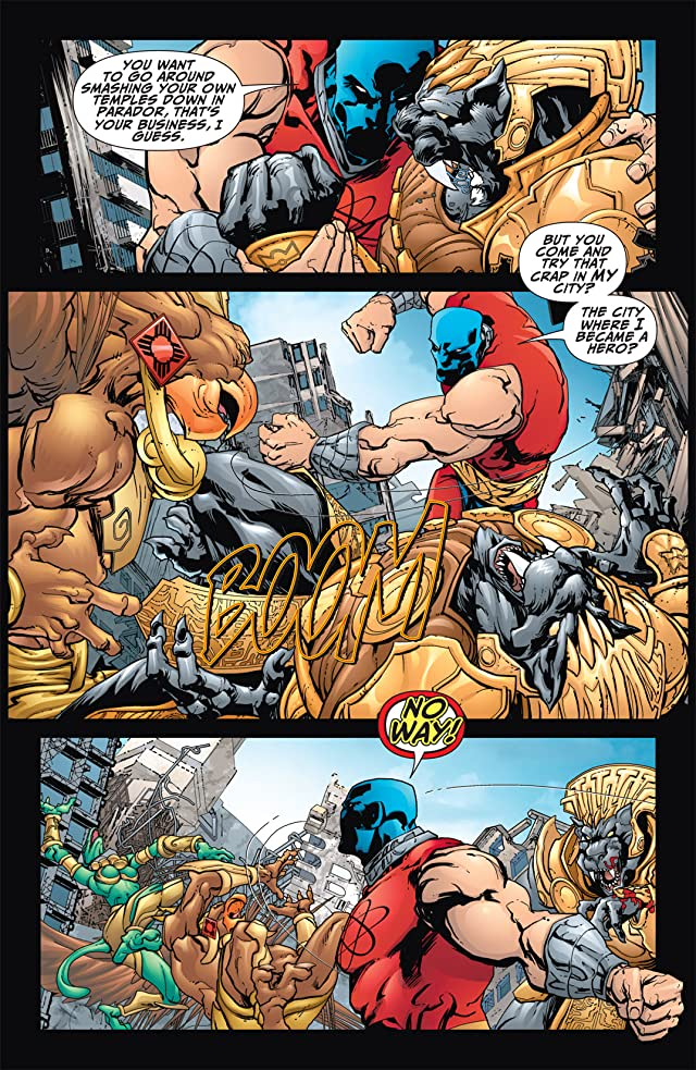 click for super-sized previews of JSA All-Stars #11