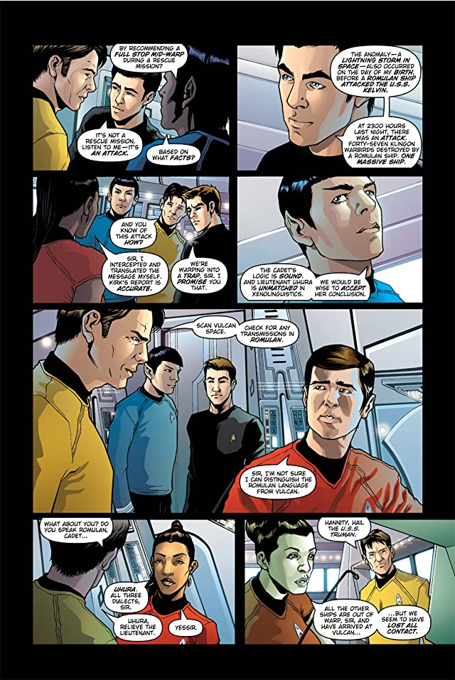 Star Trek: Movie Adaptation #4