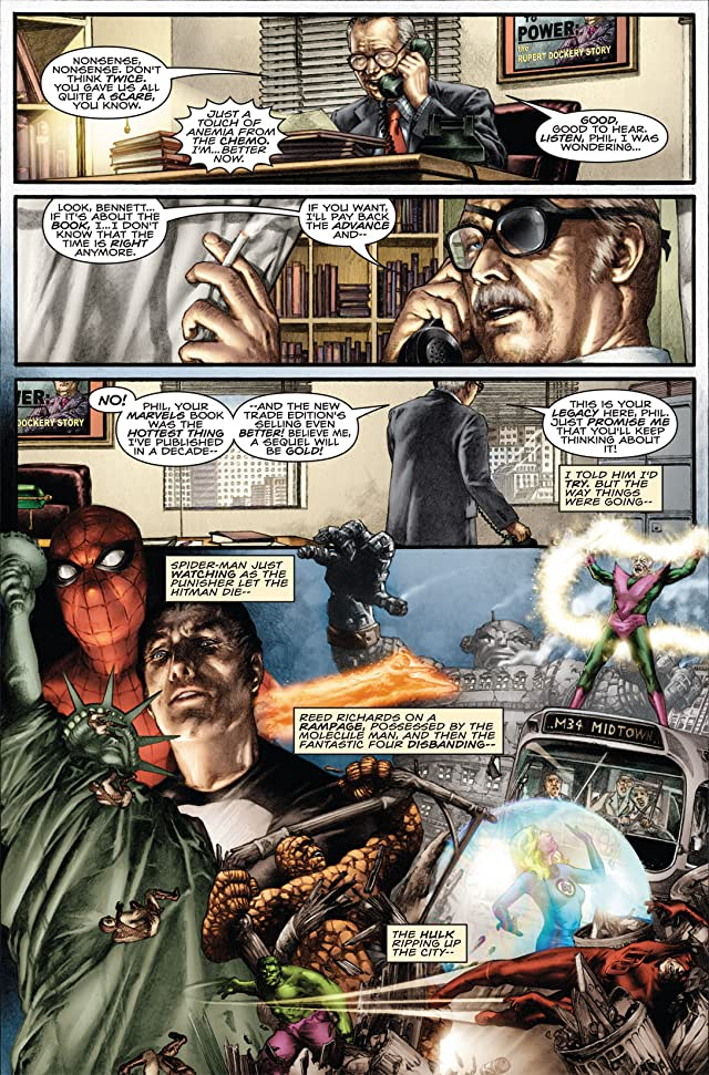 click for super-sized previews of Marvels: Eye of the Camera #4