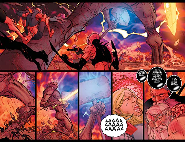 click for super-sized previews of Thor (2007-2011) #621