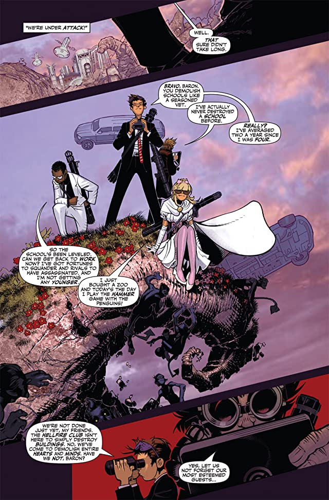 click for super-sized previews of Wolverine and the X-Men #2