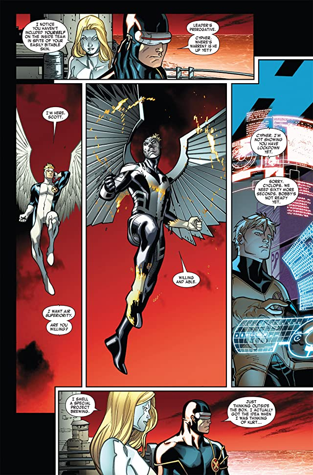 click for super-sized previews of X-Men (2010-2013) #5