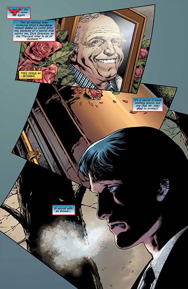 click for super-sized previews of Nightwing (2011-2014) #3