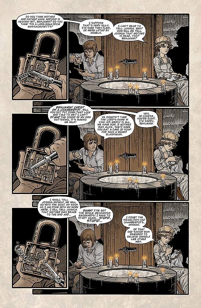 Locke & Key: Clockworks #1 (of 6)