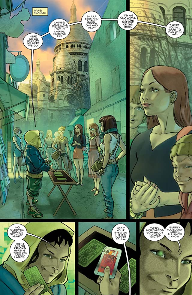 click for super-sized previews of Thor (2007-2011) #617