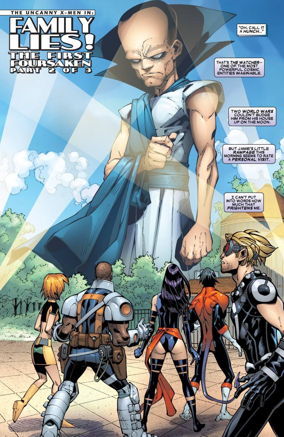 Uncanny X-Men (1963-2011) #473