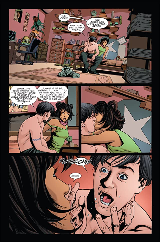 click for super-sized previews of Avengers Academy #3