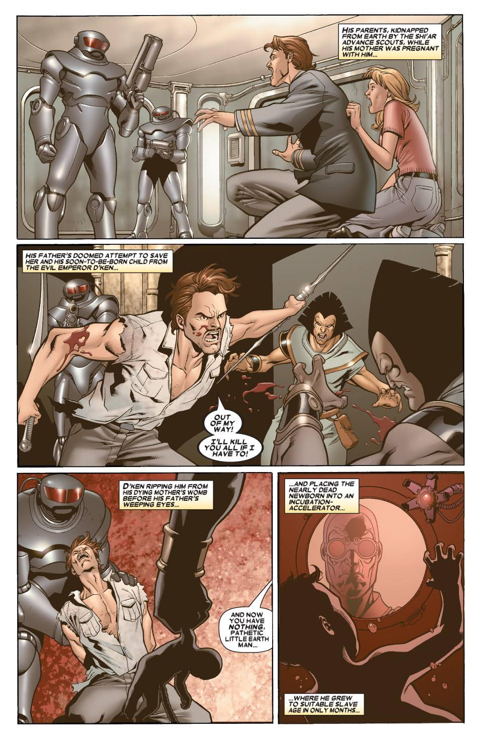 Uncanny X-Men (1963-2011) #477